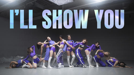 The choreography for virtual girl group K/DA's latest song ″I'll Show You″ is in collaboration with 1MILLION Dance Studio. [RIOT GAMES]