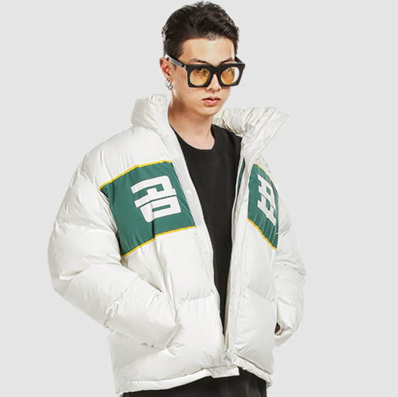 Daehan Flour Mills, the flour producer behind Gompyo, partnered with 4XR, a men's fashion brand, in 2018 and released a line of T-shirts and sweatshirts inspired by its signature polar bear character printed on the company's flour sacks.  [DAEHAN FLOUR MILLS]