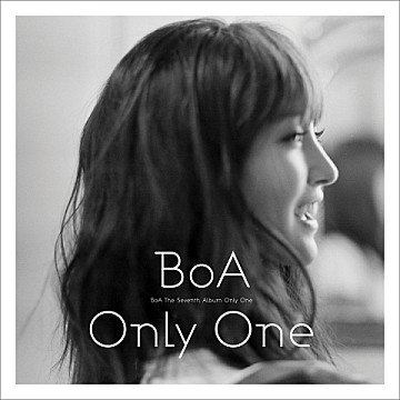 Cover image of ″Only One″ (2012). [SM ENTERTAINMENT]