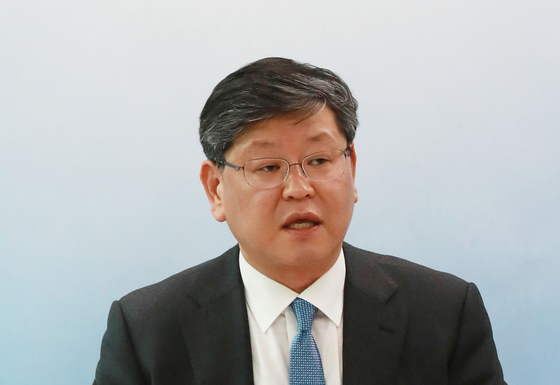 Lee Yong-gu, a former judge, was named the new vice minister of justice Wednesday. [YONHAP]