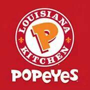 The Popoyes logo. [JOONGANG ILBO]
