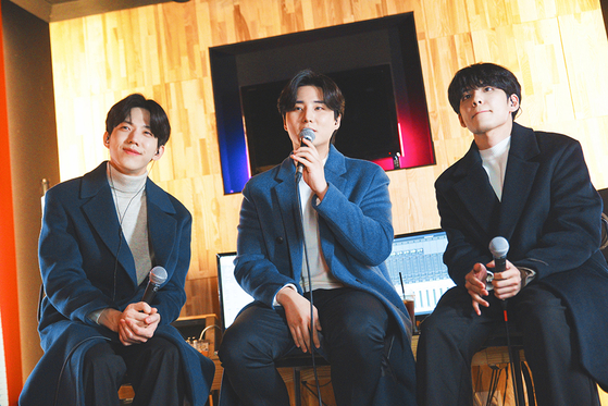 Even of Day, a subunit of rock band DAY6, performs on Wednesday on the first day of the MMA (Melon Music Awards) Week [MMA]