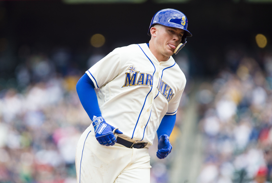 Ryon Healy [GETTY IMAGES/YONHAP]