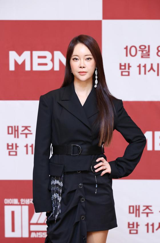 Singer Baek Ji-young [ILGAN SPORTS]