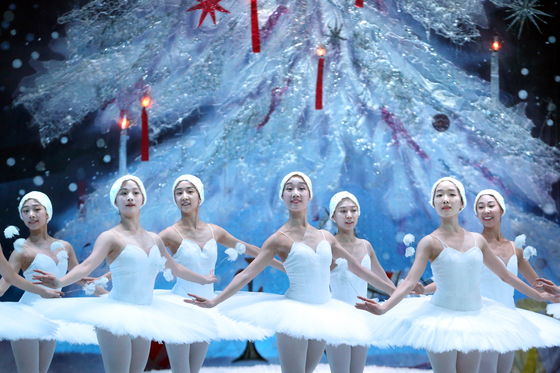 Korean National Ballet's ″The Nutcracker″ will be presented again this Christmas at the Seoul Arts Center, southern Seoul. [KOREAN NATIONAL BALLET]