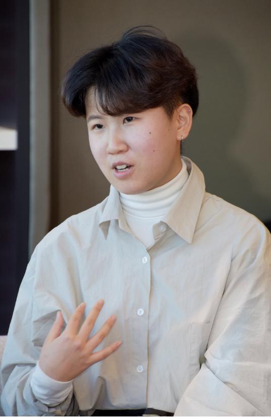Director Lee Mi-hae [JEON TAE-GYU]