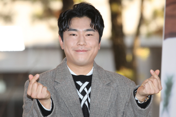Actor Lee Si-eon [YONHAP]