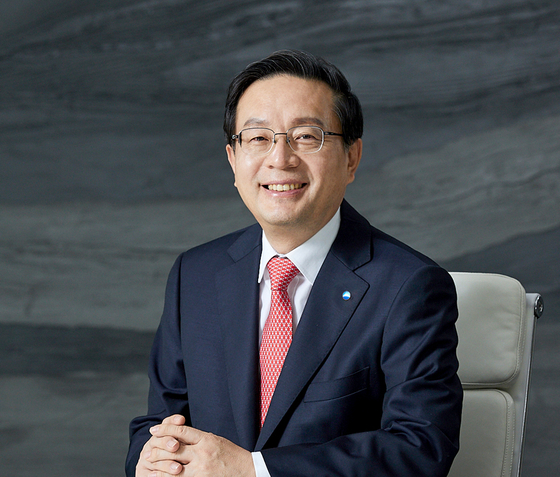 Chairman and CEO of Woori Financial Group Son Tae-seung. [YONHAP]