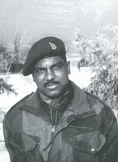 Lt. Col. A.G. Rangaraj. Photo has been provided at courtesy of Ministry of Patriots and Veterans Affairs Korea. [YONHAP]