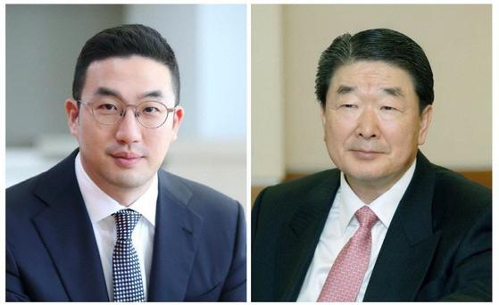 Koo Kwang-mo                    Koo Bon-joon