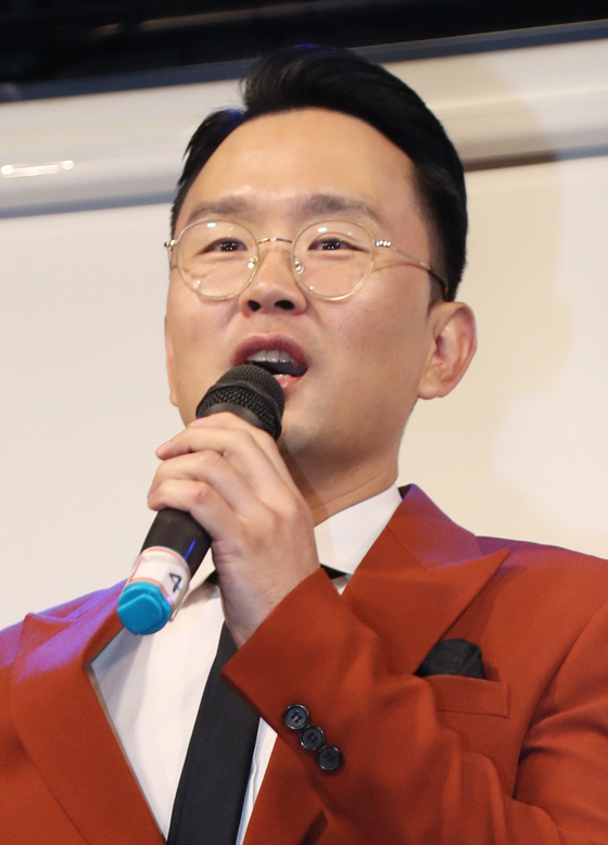Comedian Yoon Hyung-bin [ILGAN SPORTS]