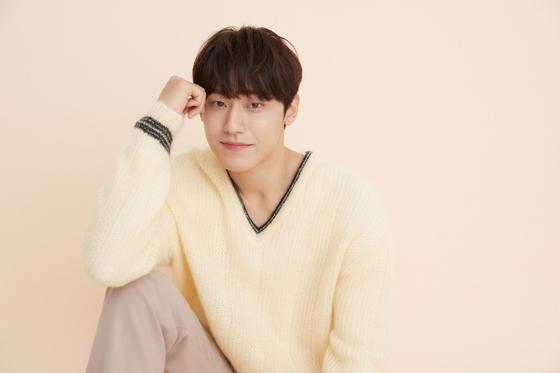 "Actor Lee Do-hyun of JTBC's drama ""18 Again."" [YUE HUA ENTERTAINMENT]"