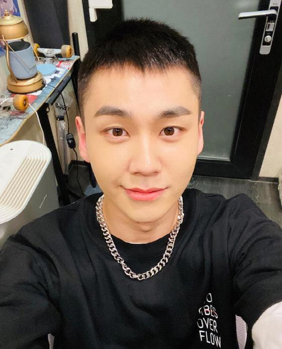 Jung Il-hoon of boy band BTOB [INSTAGRAM]