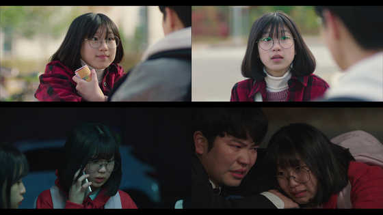 """Scenes from the popular drama """"The Uncanny Counter."""" [OCN]"""