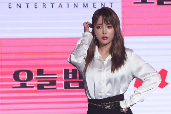 Hong Jin-young [YONHAP]