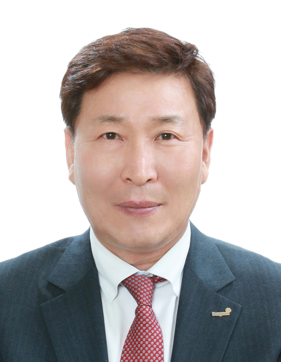 Kim Sung-yong, a newly appointed CEO of Dongwon Home Food. [DONGWON GROUP]