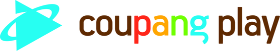 The logo of the newly launched video streaming service Coupang Play. [COUPANG]