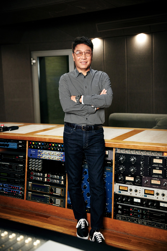 Lee Soo-man, founder and head of SM Entertainment [SM ENTERTAINMENT]