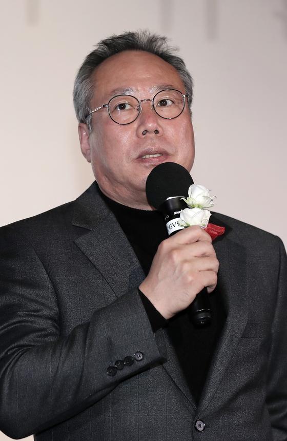 Kofic chairman Oh Seok-geun [ILGAN SPORTS]