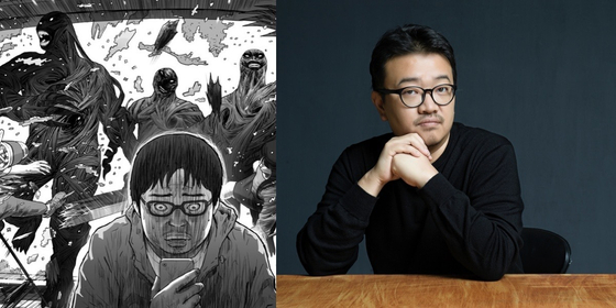 """Global streaming service Netflix announced the finalized cast for director Yeon Sang-ho's next project, """"Hellbound."""" [NAVER WEBTOON, CINE21]"""