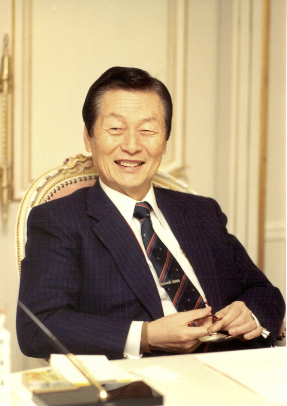 Shin Kyuk-ho, late founder and honorary chairman of Lotte Group [NEWS1]