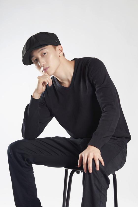 Kim Heon-jun, known as Skim, the head of Jinjo Crew. [JINJO CREW]