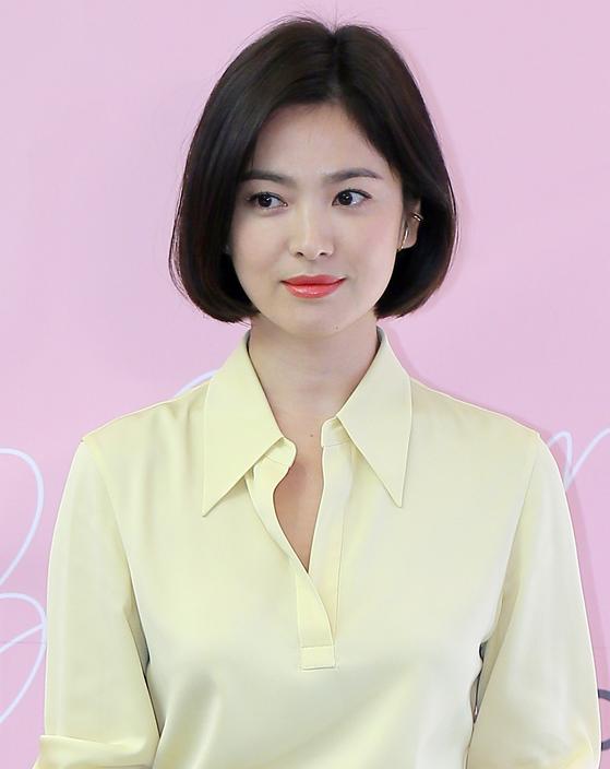 Actor Song Hye-gyo [ILGAN SPORTS]