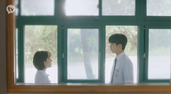 A scene from Kakao M's web drama series ″A Life So Beautiful.″ [KAKAO M]