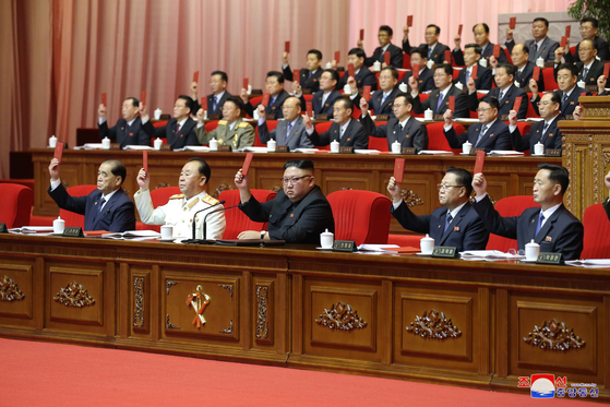 Workers Party Congress Adopts Defense Rules