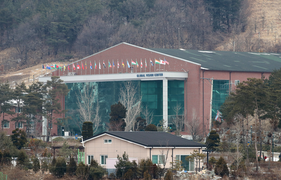 The BTJ School in Sangju, North Gyeongsang. At least 505 Covid-19 cases have been traced to the Protestant missionary school. [NEWS1]