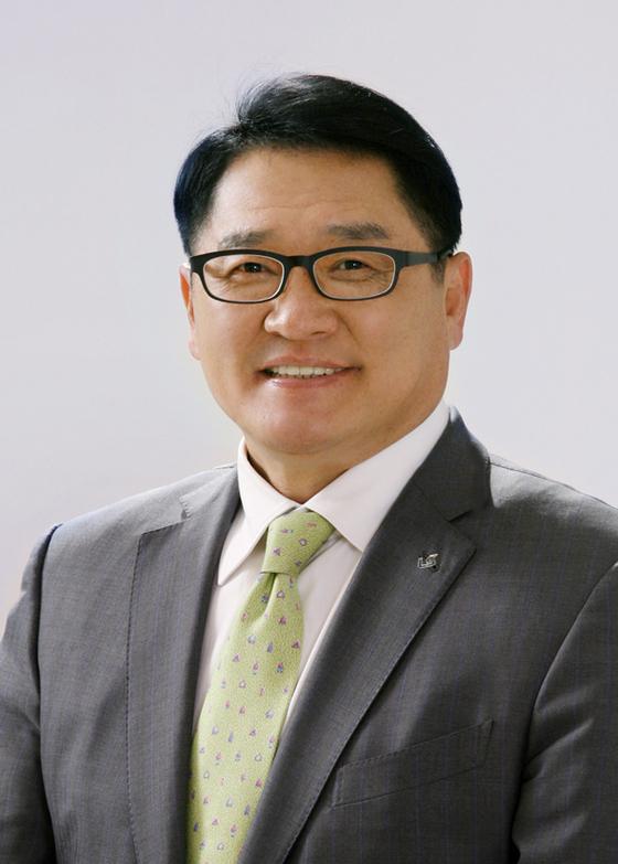 Koo Ja-kyun, chairman of LS Electric. [LS ELECTRIC]