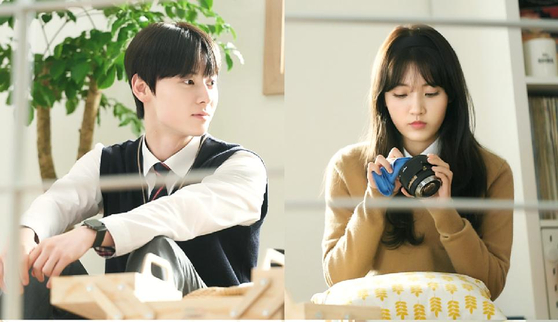 "Actor Hwang Min-hyun in JTBC drama ""Live On."" [JTBC]"