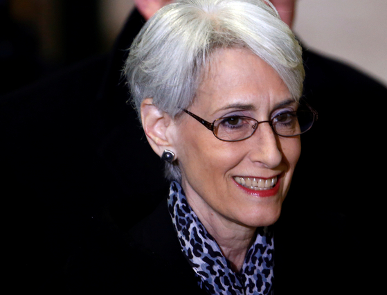 Wendy Sherman, a veteran diplomat and senior counselor at the Albright Stonebridge Group, is seen in this 2014 file photo. Sherman has been named deputy secretary of state by U.S. President-elect Joe Biden. [REUTERS/YONHAP]