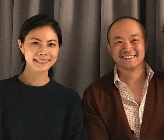 Park Ji-yoon, left, and Joh Su-yong. [MAGAZINE B]