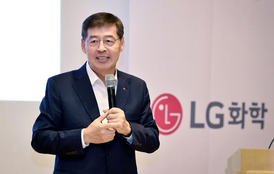 LG Chem Vice Chair and CEO Shin Hak-cheol. [LG CHEM]