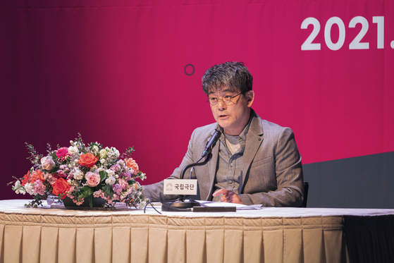 Kim Kwang-bo, the new artistic director of the National Theater Company of Korea. [NTCK]