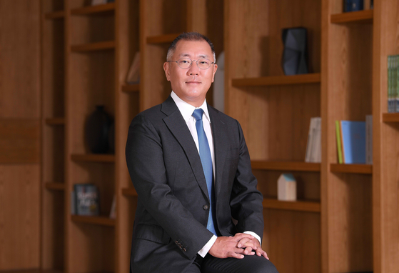 Hyundai Motor Group Chairman Euisun Chung [HYUNDAI MOTOR GROUP]