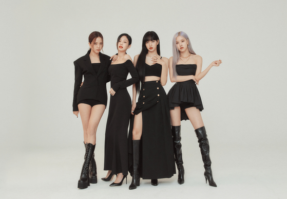 Girl group Blackpink has one Thai member Lisa [YG ENTERTAINMENT]
