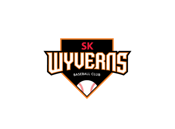 The current SK Wyverns logo. [SK WYVERNS]