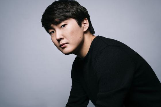 Pianist Cho Seong-jin  [MARCO BORGGREVE]