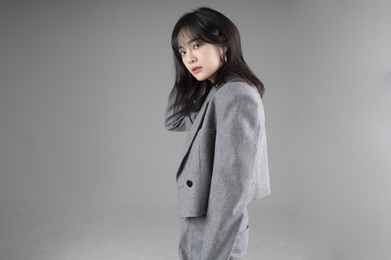 Actor and singer Kim Se-jeong, who started her career as a member of project girl group I.O.I in 2016, stars in cable channel OCN's latest action drama series ″The Uncanny Counter.″ [JELLYFISH ENTERTAINMENT]