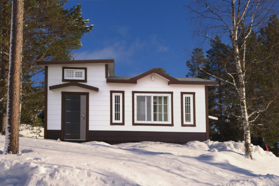 A 16-million-won ($14,340) house that was recently sold at CU. [BGF RETAIL]