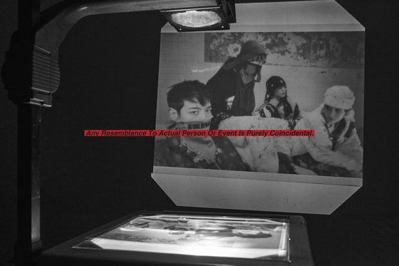 An image of boy group SHINee released by agency SM Entertainment to signal its comeback with a new album on Feb. 22. [SM ENTERTAINMENT]