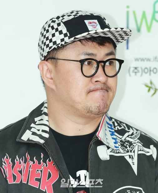 Rapper and television personality Defconn [ILGAN SPORTS]