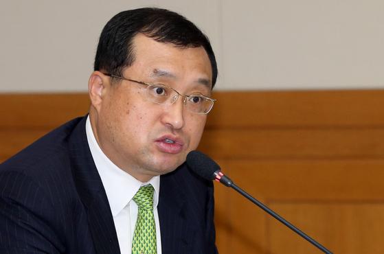 Judge Lim Seong-geun.  [YONHAP]