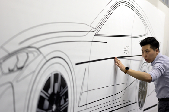 BMW Group's exterior designer Lim Seung-mo [BMW KOREA]