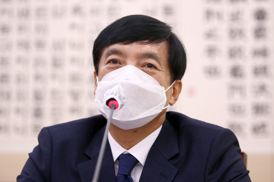 Lee Seong-yun, chief of the Seoul Central District Prosecutors' Office. [YONHAP]
