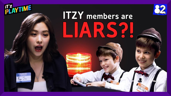 """First episode of ITZY's new YouTube series """"IT'z Playtime."""" [YOUTUBE]"""