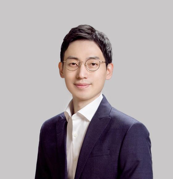WeMakePrice's new CEO Ha Song. [WEMAKEPRICE]