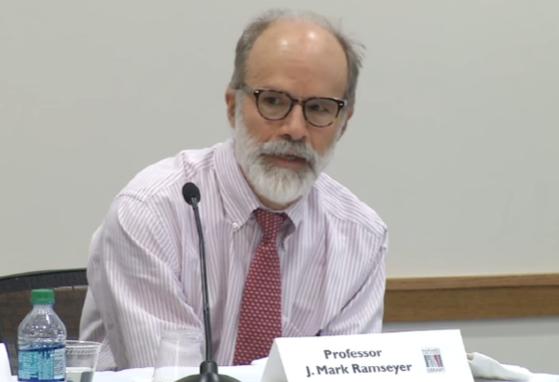 J. Mark Ramseyer
